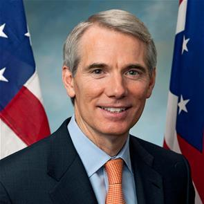 Rob Portman headshot
