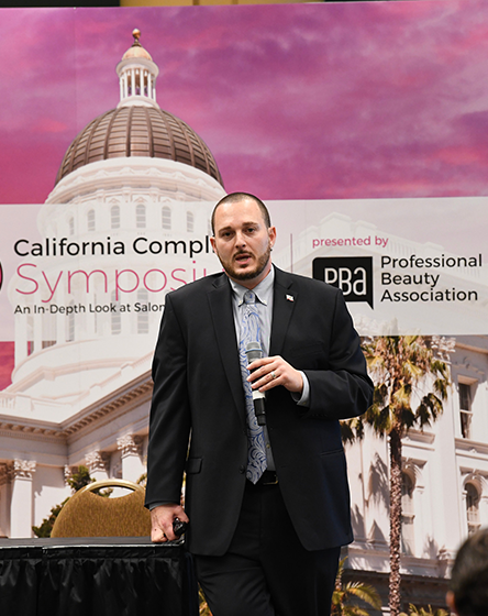 California Compliance Symposium speaker
