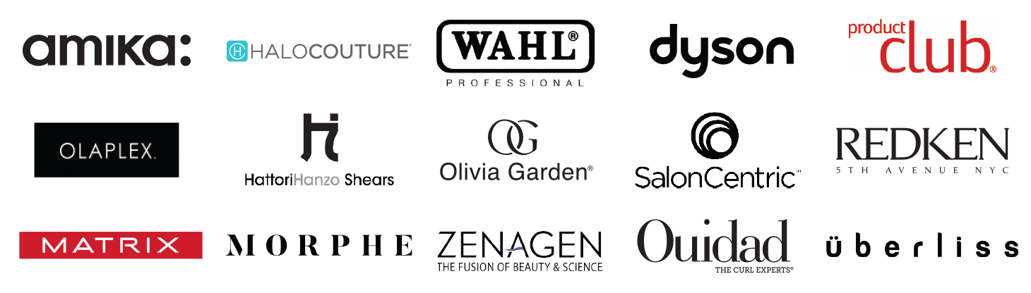 Beauty brands at ISSE